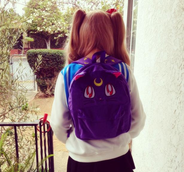 Luna Backpack-NRoH