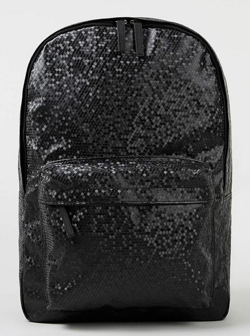 Black Honeycomb Backpack-NRoH