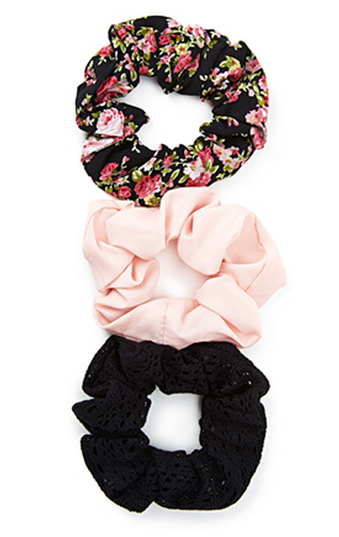 Scrunchie Pack-NRoH