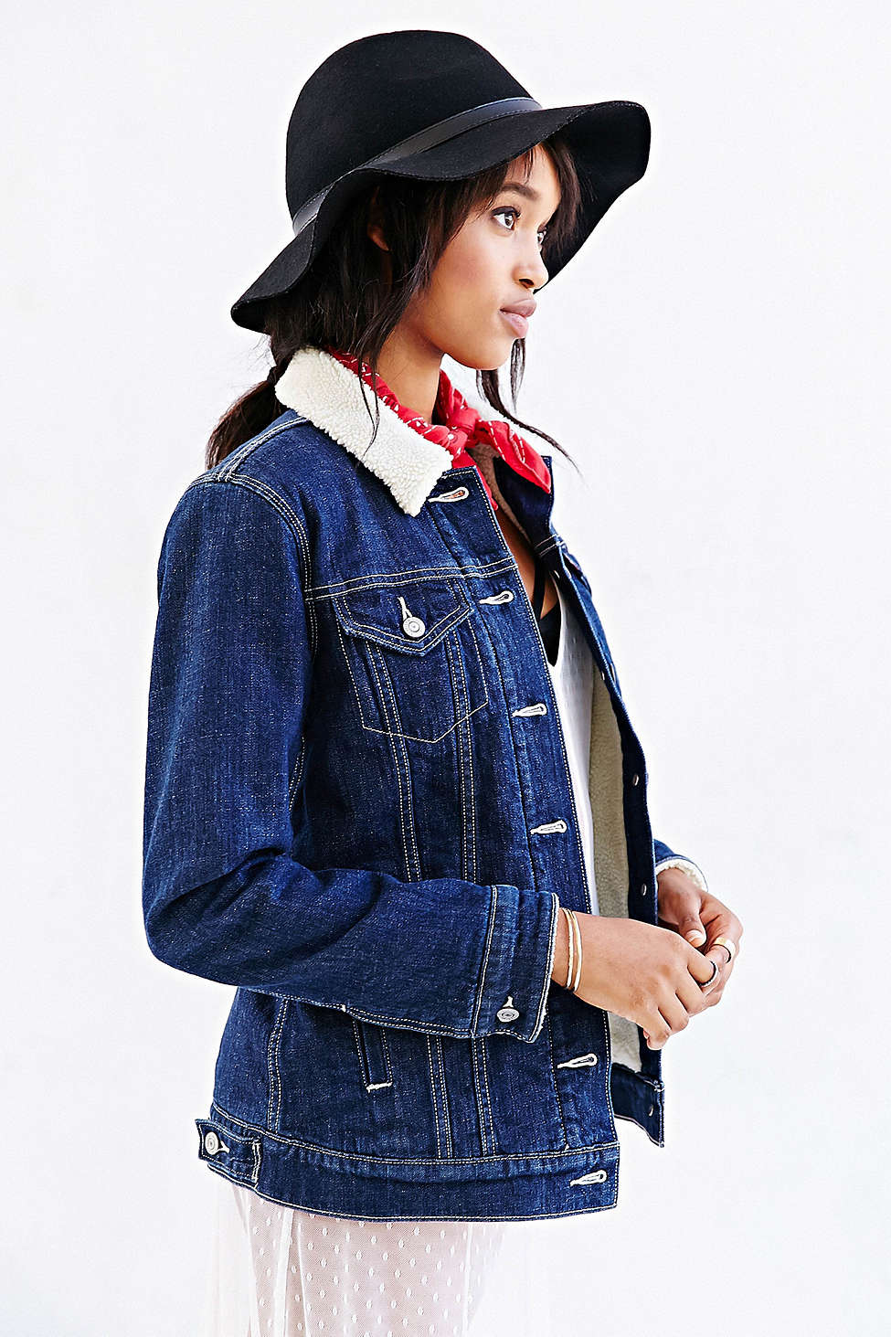 levis jacket nroh