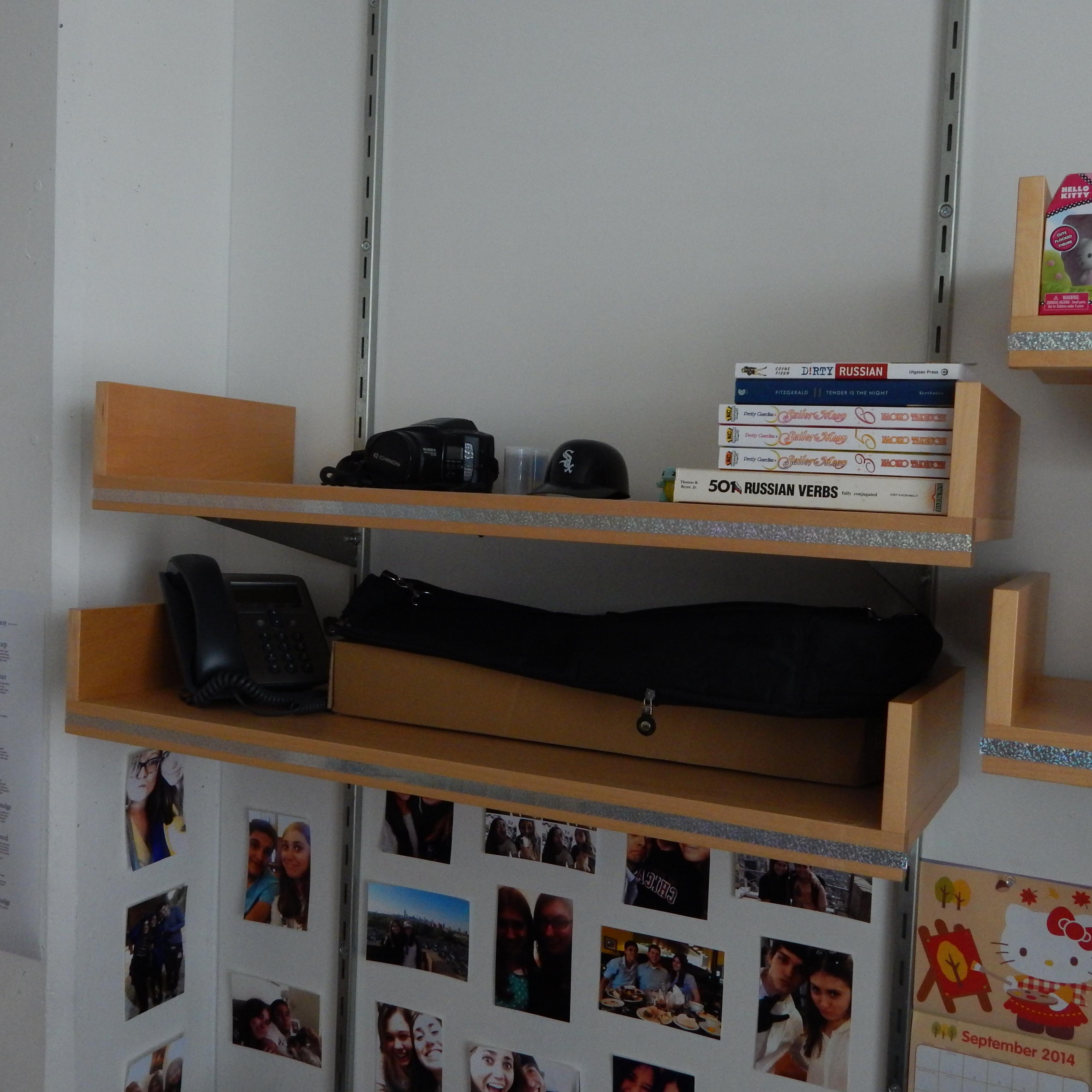 shelf nroh