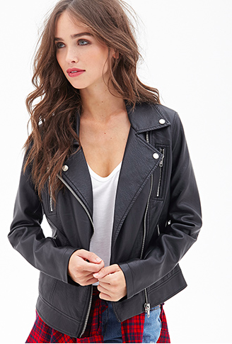 leather jacket nroh