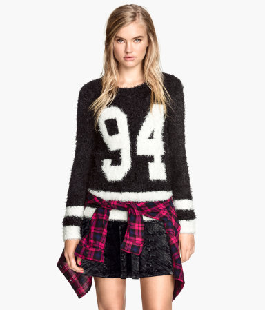 94 mohair sweater nroh