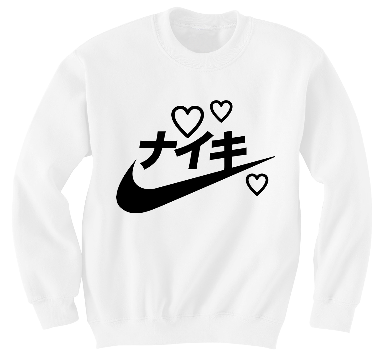 nike-adidas-naiki-5-sweater-sweatshirt-fleece-crewneck-adidasu-2-naiku-japanese-letters-katakana-kawaii-cute-white-black-t-shirt-tee-inu-inuinu-shopinuinu-sport-logo-heart-brand_original