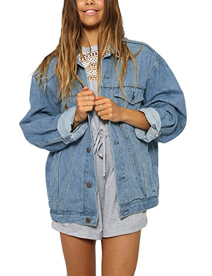 denim jacket spring wardrobe essentials