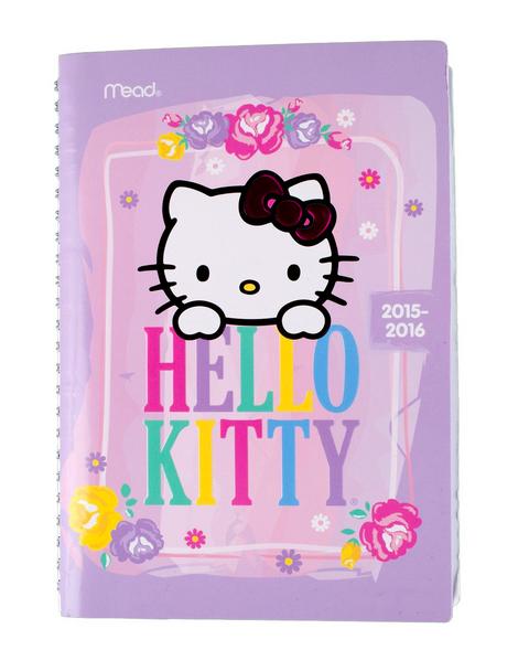 Hello Kitty planner nroh