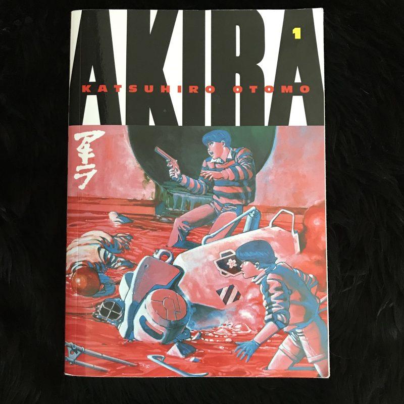 Akira Stranger Things NRoH
