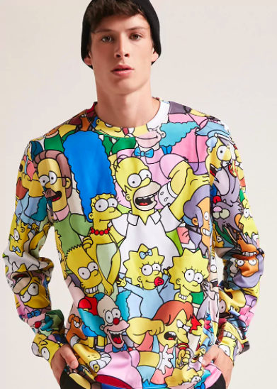 nroh simpsons f21