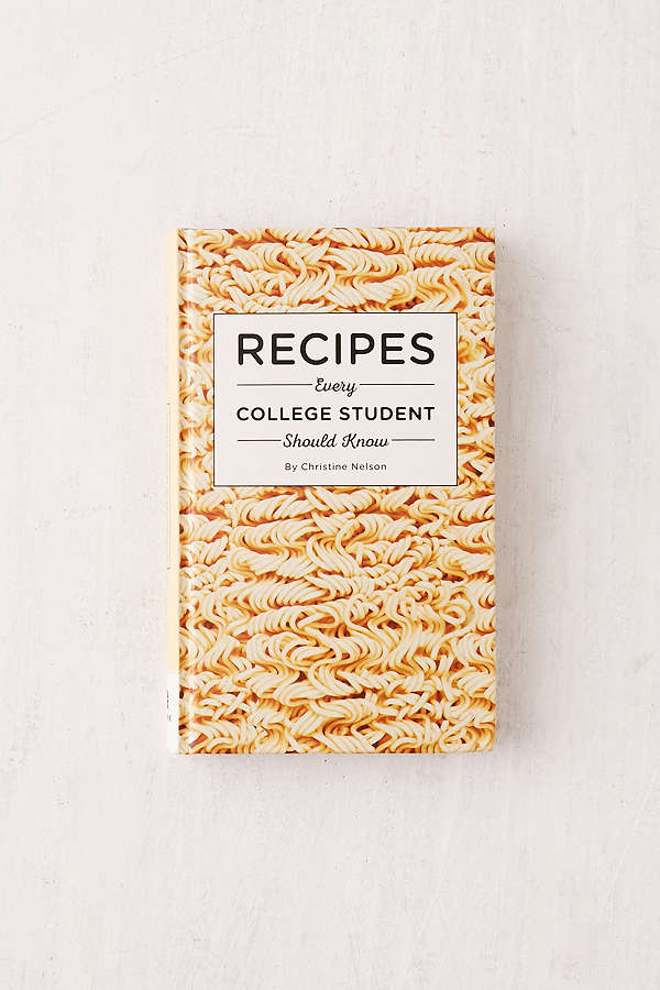 college recipes no repeats or hesitations