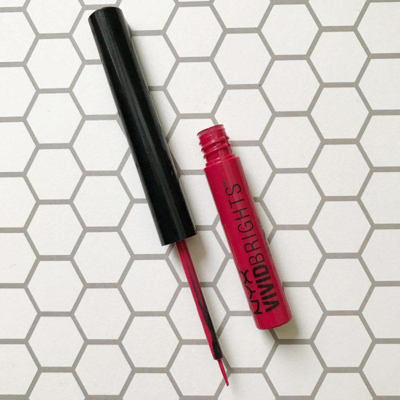 nyx cosmetics liner