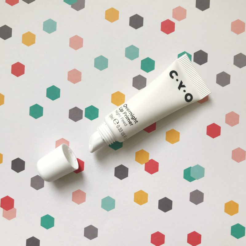 cyo cosmetics lip primer no repeats or hesitations