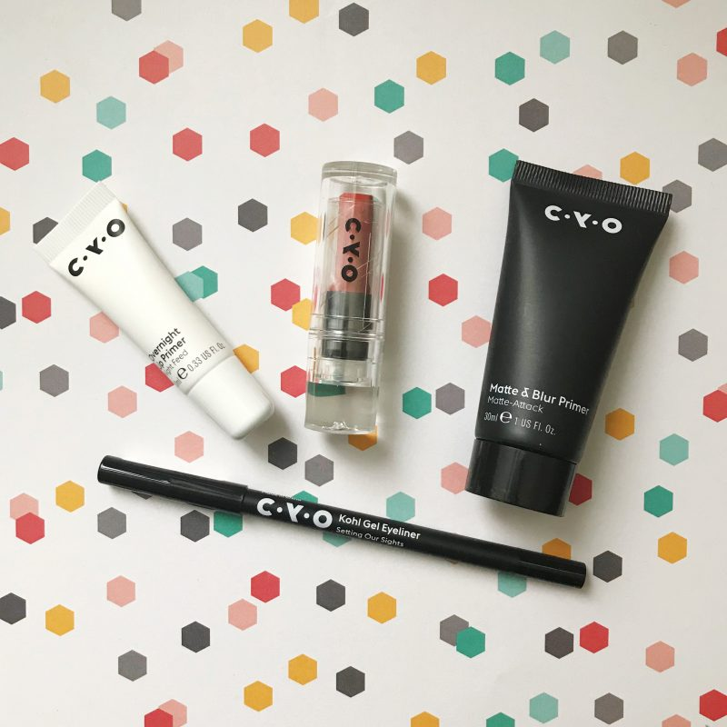 cyo cosmetics no repeats or hesitations i