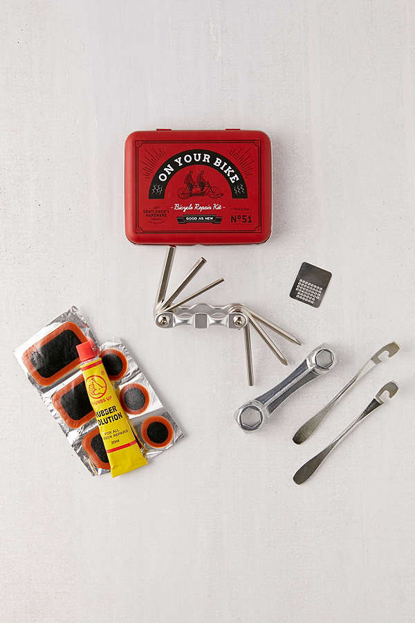 no repeats or hesitations bike repair kit