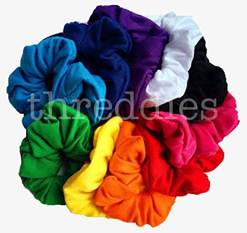 scrunchies no repeats or hesitations