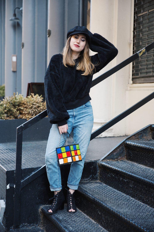 rubik's cube bag no repeats or hesitations