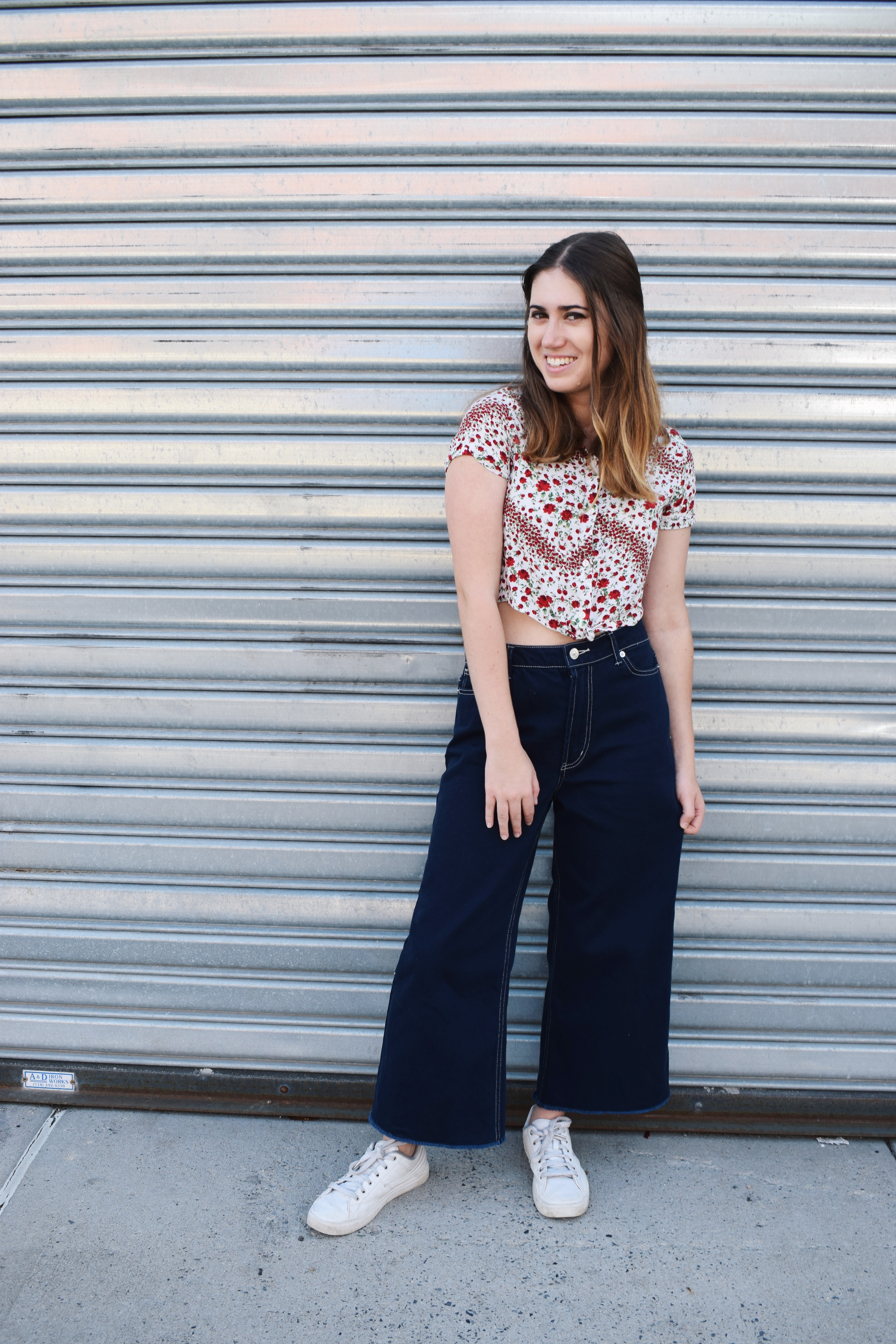 how to style wide leg jeans in 2018