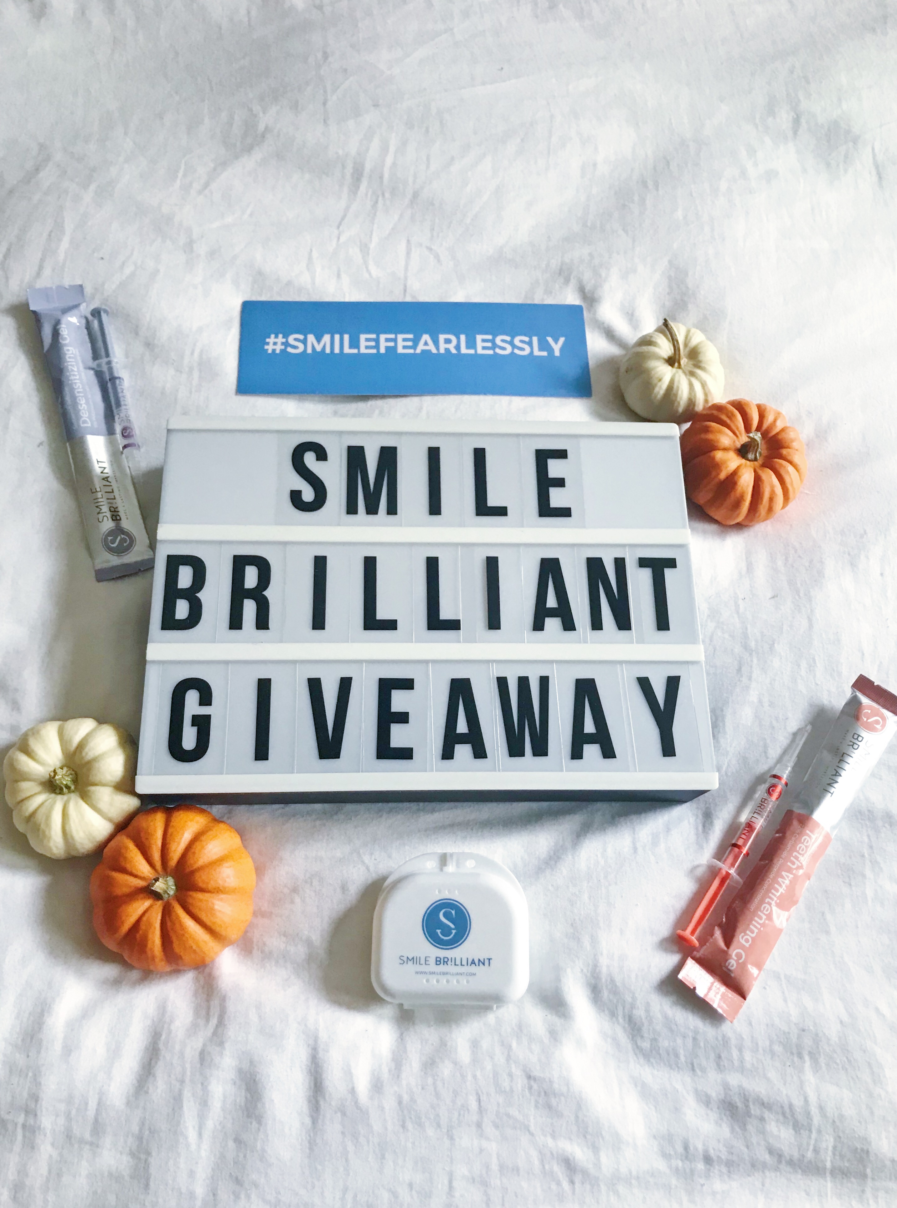 smile brilliant review giveaway 1