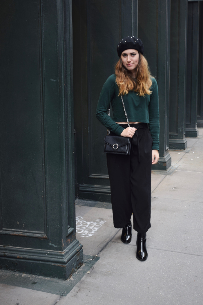how to wear pine green no repeats or hesitations